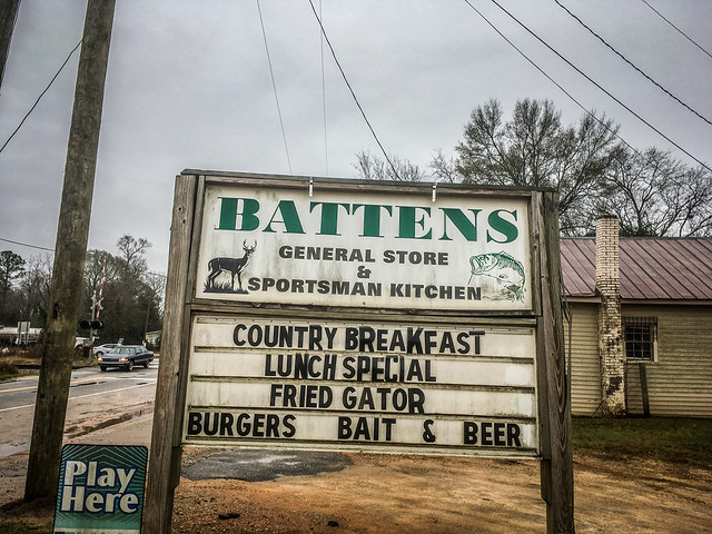 Breakfast at Batton's with LCU