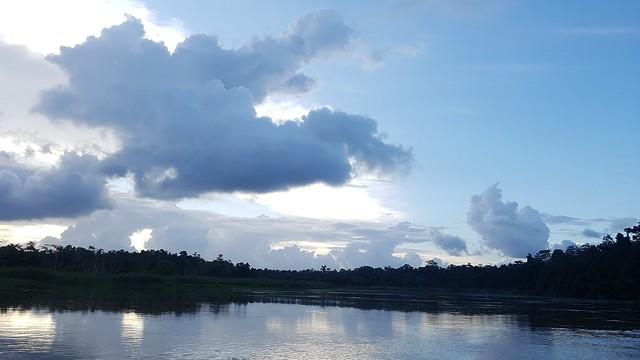 Birthday on the Kinabatangan River