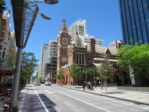 perth australia city hall 5k