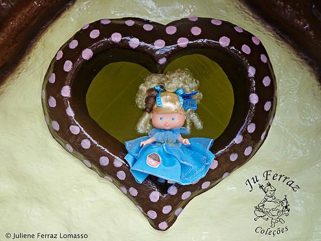 Boneca Chocolatinho - Coleção Moranguinho