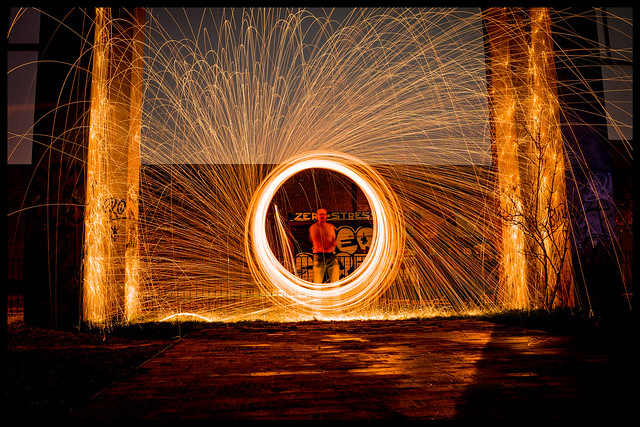 light-painting........