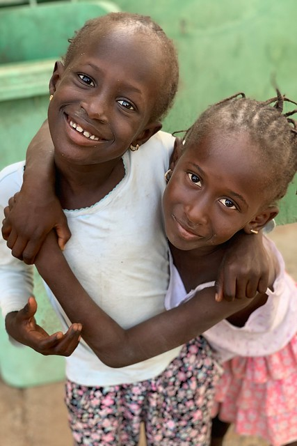 Children of Banjul, Gambia