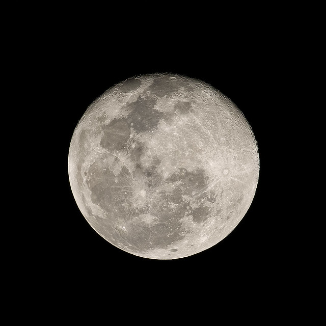 First Full Moon of the decade, 1/11/2020.