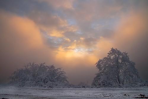 Зимняя сказка на высоте 900 метров Автор: Прокофьев Сергей