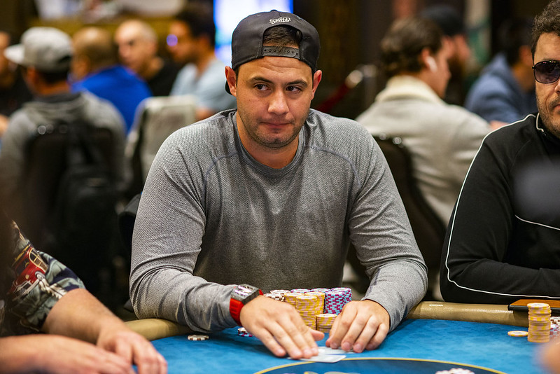 Markus Gonsalves Leads 48 Players On Day 2 Of Wpt Gardens Poker Championship Main Tour Wpt Gardens Poker Championship Season 2019 2020 2 2 500 1 500 2 500 World Poker Tour