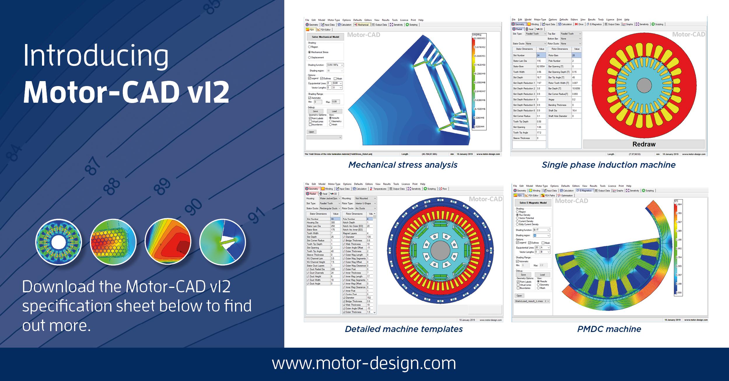 Motor-CAD v12.1.23 full license