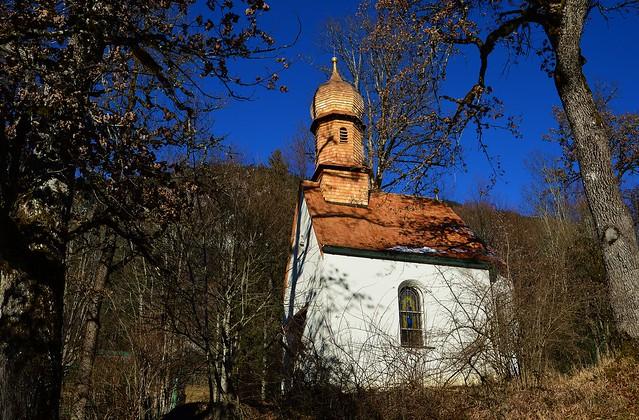 Ettal - Chapel