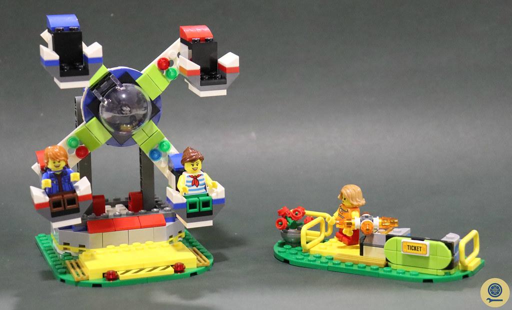 31095 Fairground Carousel 7