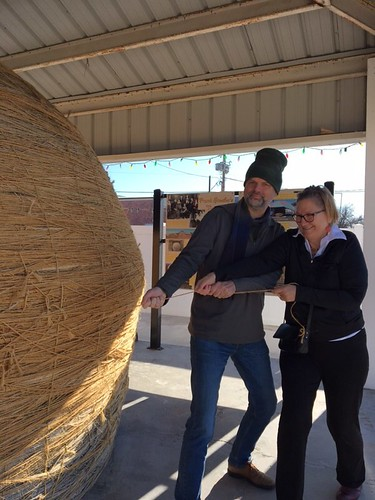 The World's Largest Ball of Sisal Twine!! | by cpsnklcx81
