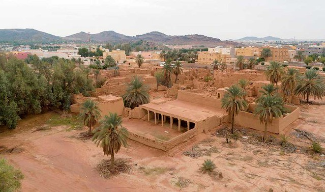 5500 30 historical mosques renovated in Saudi Arabia 07