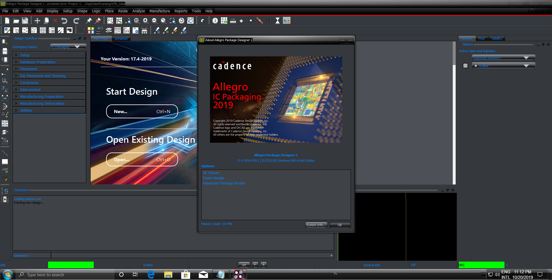 Working with Cadence SPB Allegro and OrCAD 17.4-2019-P001 x64 full license