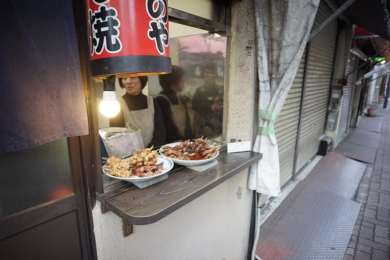 109 20200112チョートクブラぱち塾京島キラキラ橘商店街もつ焼屋