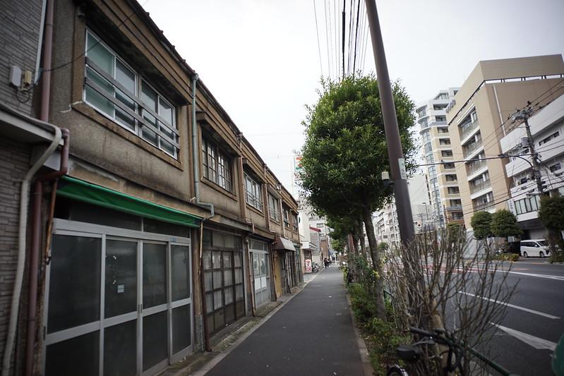 99 20200112チョートクブラぱち塾京島セブンイレブン休憩の横の長屋