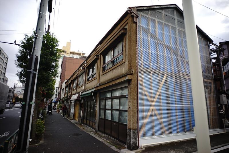 98 20200112チョートクブラぱち塾京島セブンイレブン休憩の横の長屋