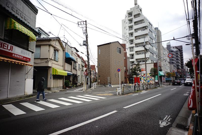 95 20200112チョートクブラぱち塾京島角地にあった珍しい洋服屋跡地