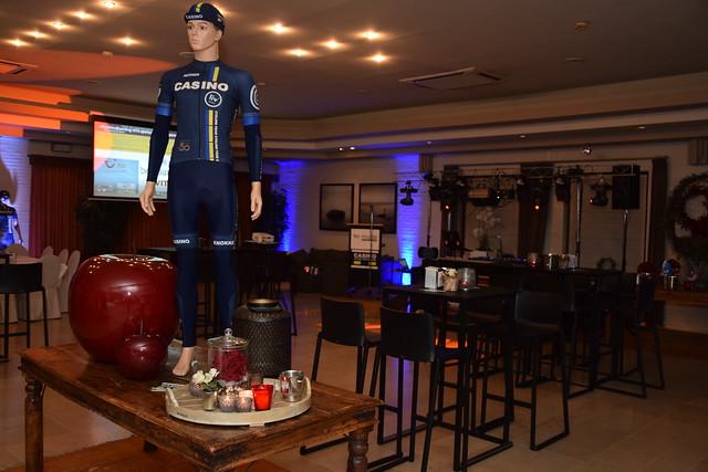 Nieuwjaarsreceptie Casino Cycling Team Knokke @ Ter Mude 11/01/2020