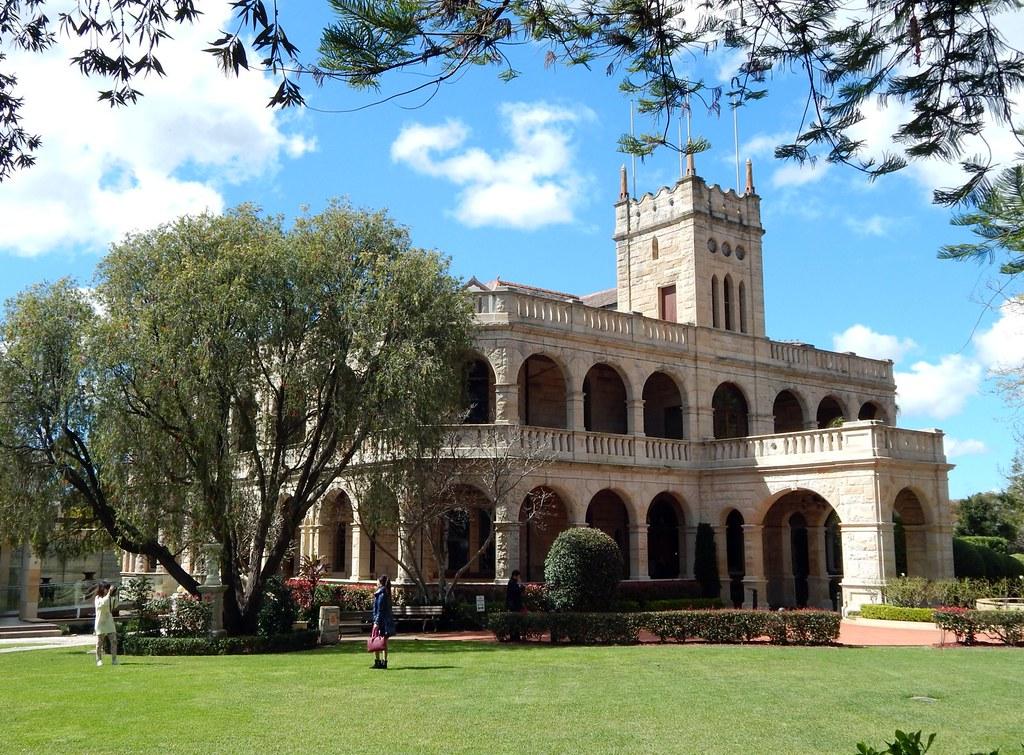 Curzon Hall, Marsfield, Sydney, NSW.