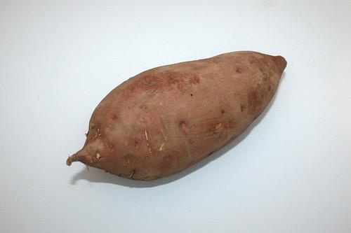 04 - Zutat Süßkartoffel / Ingredient sweet potato