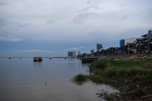 cambodia camboya phnompenh ភ្នំពេញ កម្ពុជា paisaje landscape mekong mekongriver