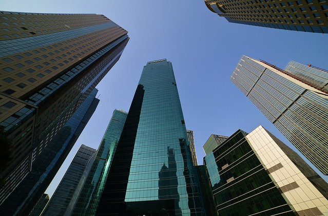 Shanghai - Between Banks