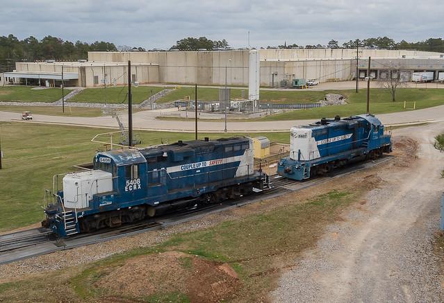 Proctor & Gamble ECRX 5408 (GP8) Pineville, Louisiana