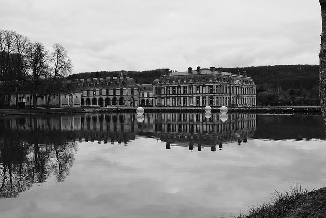 Chateau de Dampierre