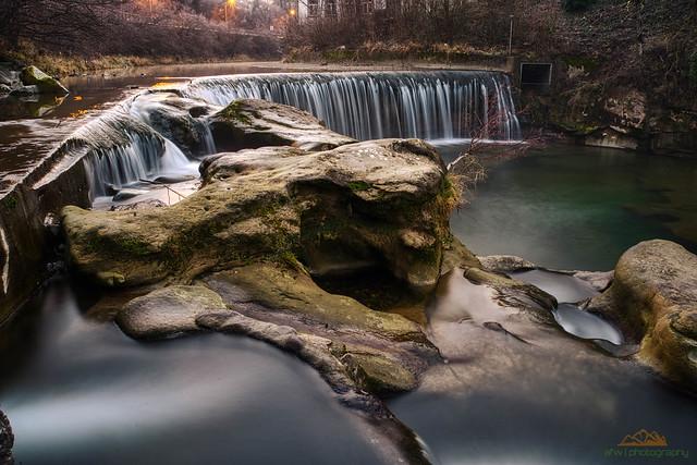 Wasserfall Töss, Affenschlucht