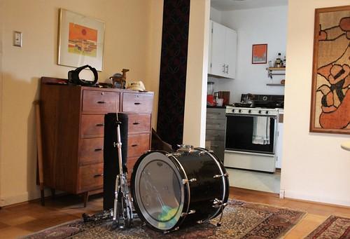 drum set loading