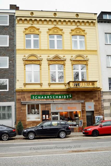 Cityscape : Adenauerallee 70, Bonn
