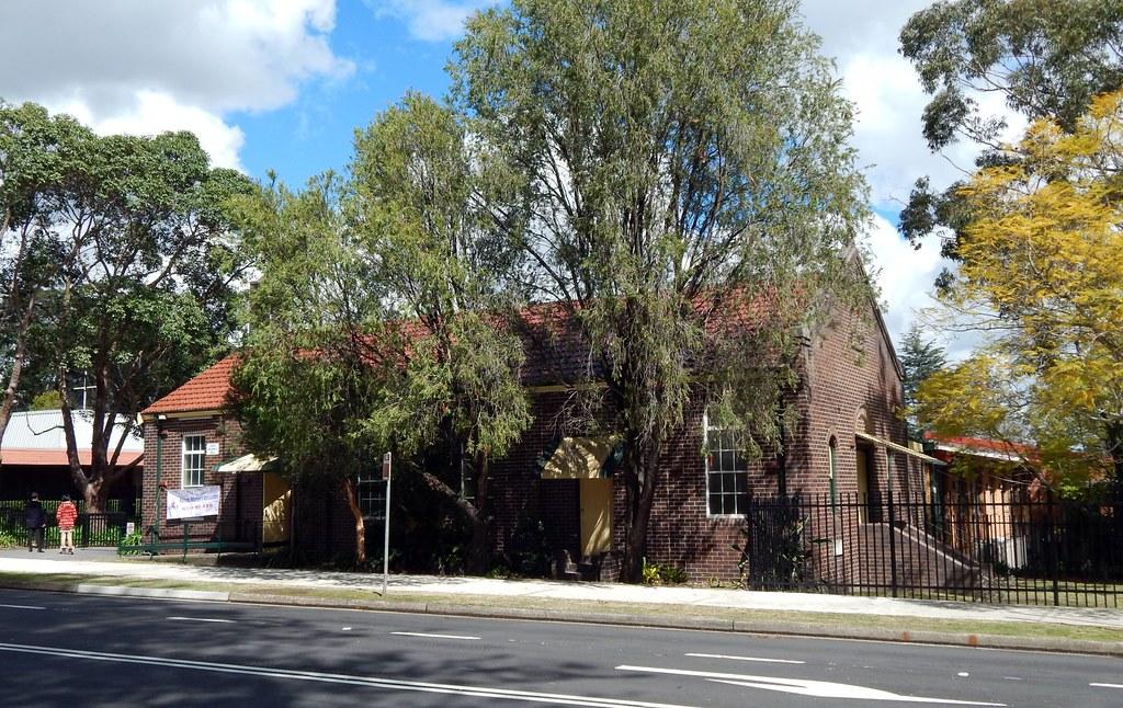 St Anthony's Hall, Marsfield, Sydney, NSW.