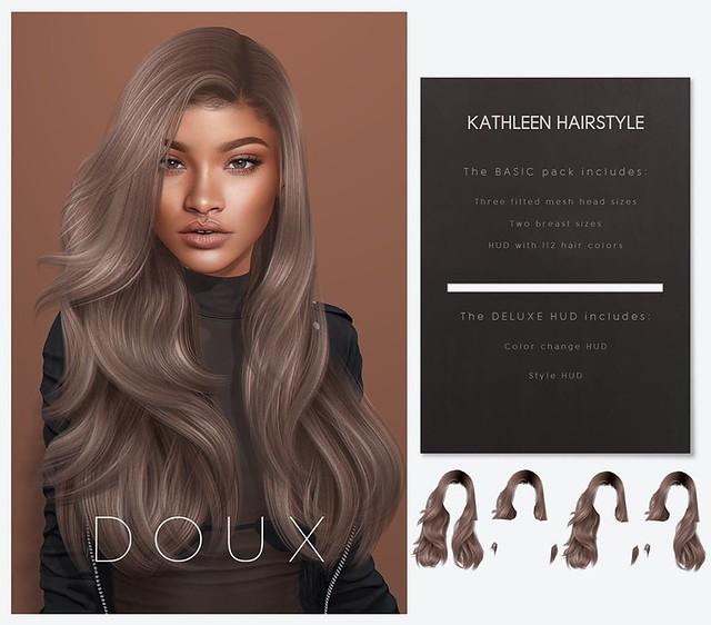 Doux - Kathleen   @ equal10leen   @ equal10