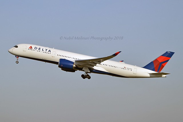 Delta Air Lines N503DN Airbus A350-941 cn/149