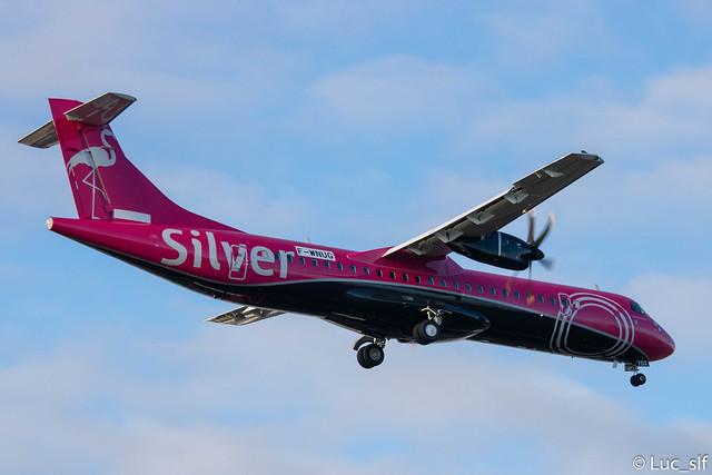 ATR 42-600 Silver