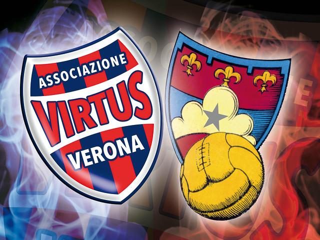 Virtus Verona - Gubbio 0-1 (FINALE)
