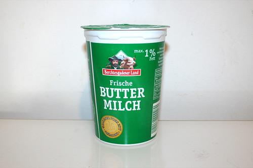 02 - Zutat Buttermilch / Ingredient buttermilk
