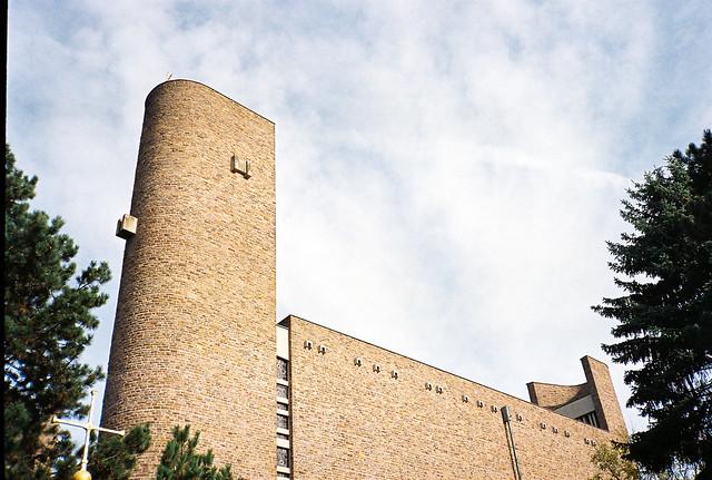 Festungsturm der Schönstätter Marienschwestern