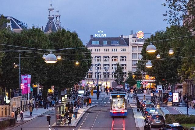 Leidseplein, Amsterdam, Netherlands