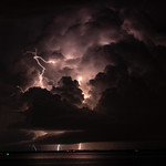 28. Veebruar 2019 - 11:40 - Nightstorm, seen from Stokes Hill Wharf, Darwin, Northern Territory, Australia