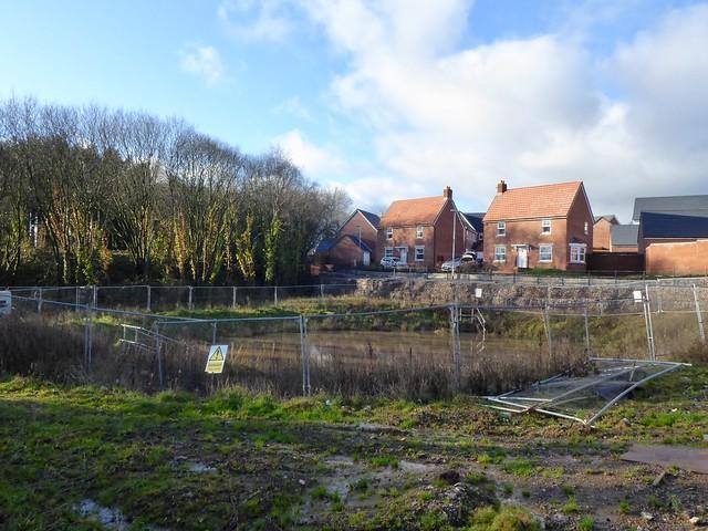 South Sebastopol Development, A4051, Pontrhydyrun, Cwmbran 12 January 2020