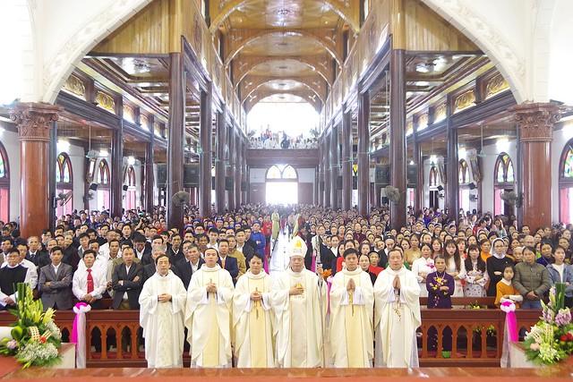 Thánh lễ truyền chức 2020