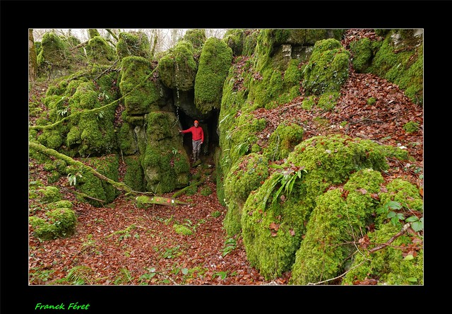 Grotte du Grand  Bois d'Epeugney (inedit)