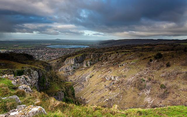Cheddar Cliffs