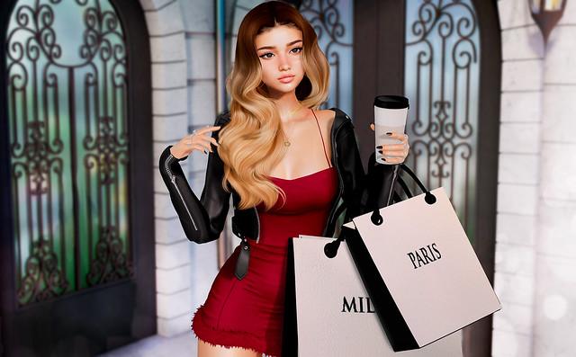 • Shopping morning •