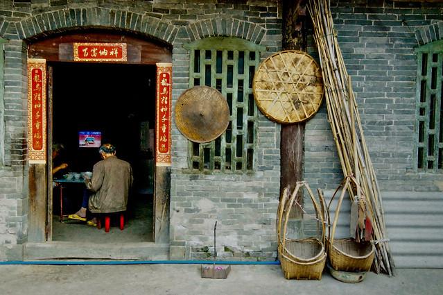 Yunnan - Quand le passé rencontre le présent.
