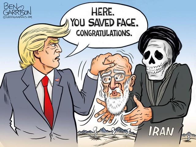 Iran Vs USA - Suleimani