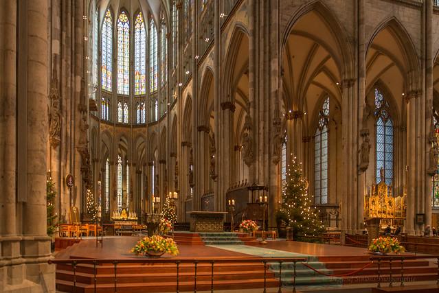 Heiliges Köln - Der Hohe Dom St. Peter zu Köln