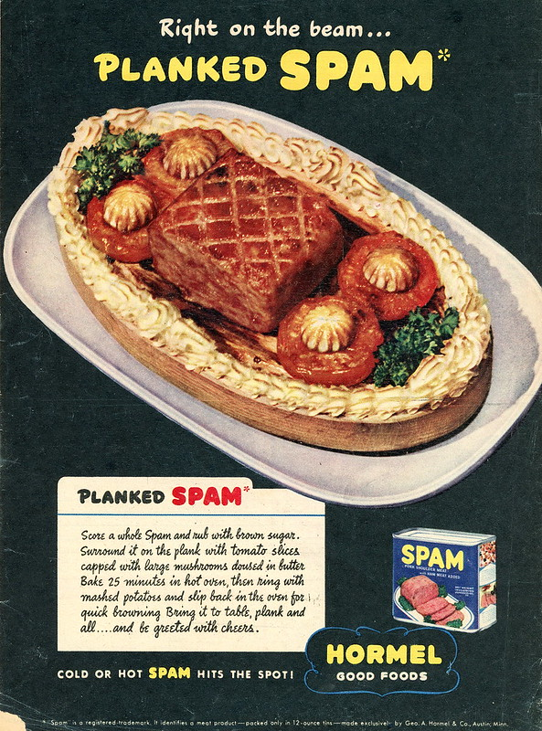 Spam 1945