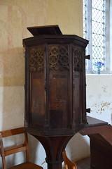 pulpit (15th Century)