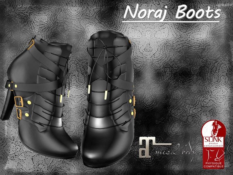 Noraj Boots