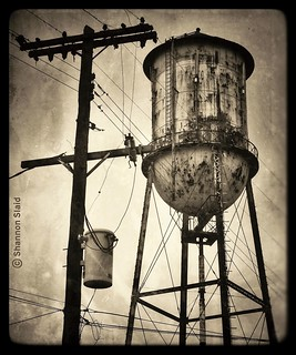 Warehouse Water Tower